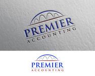 Premier Accounting Logo - Entry #203