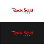 Rock Solid Seafood Logo - Entry #2
