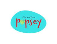 gluten free popsey  Logo - Entry #17