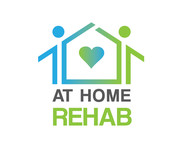 At Home Rehab Logo - Entry #77