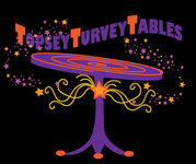 Topsey turvey tables Logo - Entry #23