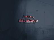 Bill Blokker Spraypainting Logo - Entry #85