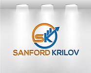 Sanford Krilov Financial       (Sanford is my 1st name & Krilov is my last name) Logo - Entry #98