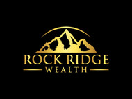 Rock Ridge Wealth Logo - Entry #359