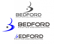 Bedford Roofing and Construction Logo - Entry #88