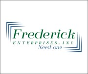 Frederick Enterprises, Inc. Logo - Entry #164