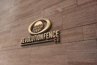 Revolution Fence Co. Logo - Entry #347