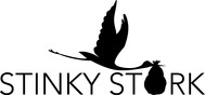 Stinky Stork Logo - Entry #63