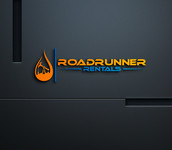 Roadrunner Rentals Logo - Entry #204
