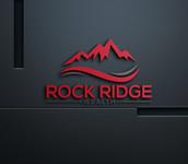 Rock Ridge Wealth Logo - Entry #100