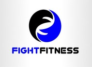 Fight Fitness Logo - Entry #23