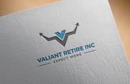Valiant Retire Inc. Logo - Entry #412