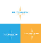 First Financial Inv & Ins Logo - Entry #27