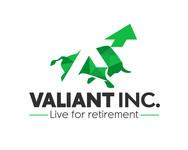 Valiant Inc. Logo - Entry #219