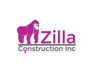 Zilla Construction, Inc Logo - Entry #53