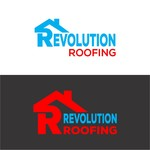 Revolution Roofing Logo - Entry #261