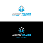 ALLRED WEALTH MANAGEMENT Logo - Entry #873
