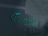 White Wolf Consulting (optional LLC) Logo - Entry #243