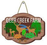 Deer Creek Farm Logo - Entry #4