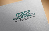Medlin Wealth Group Logo - Entry #208