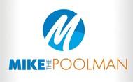 Mike the Poolman  Logo - Entry #131