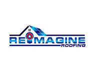 Reimagine Roofing Logo - Entry #362