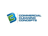 Commercial Cleaning Concepts Logo - Entry #37