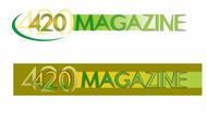 420 Magazine Logo Contest - Entry #80