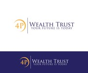 4P Wealth Trust Logo - Entry #339