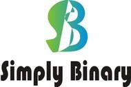 Simply Binary Logo - Entry #194