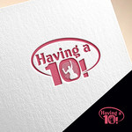 Having a 10! Logo - Entry #61