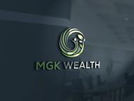 MGK Wealth Logo - Entry #411