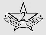 Gold2Cash Logo - Entry #9