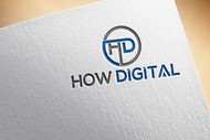 How Digital Logo - Entry #137