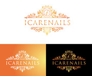 icarenails Logo - Entry #129
