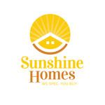Sunshine Homes Logo - Entry #625