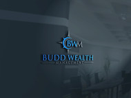 Budd Wealth Management Logo - Entry #432
