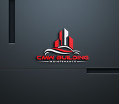 CMW Building Maintenance Logo - Entry #377
