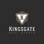 Kingsgate Real Estate Logo - Entry #98