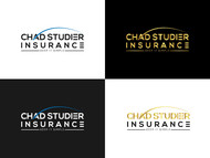 Chad Studier Insurance Logo - Entry #201