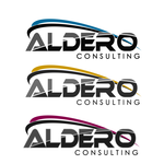 Aldero Consulting Logo - Entry #124