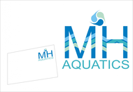 MH Aquatics Logo - Entry #104