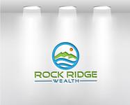 Rock Ridge Wealth Logo - Entry #187