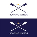 Rowing Hands Logo - Entry #92