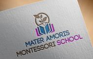 Mater Amoris Montessori School Logo - Entry #503