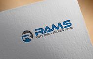 Rams Duty Free + Smoke & Booze Logo - Entry #27