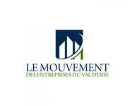 Le Mouvement des Entreprises du Val d'Oise Logo - Entry #21