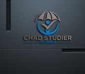 Chad Studier Insurance Logo - Entry #334