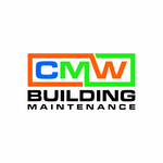 CMW Building Maintenance Logo - Entry #342