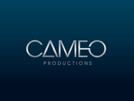 CAMEO PRODUCTIONS Logo - Entry #122